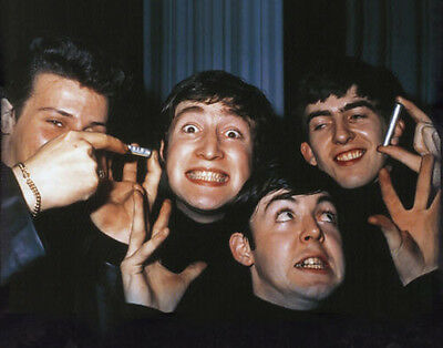 """The Early Beatles Print Photo 14 x 11"""""""