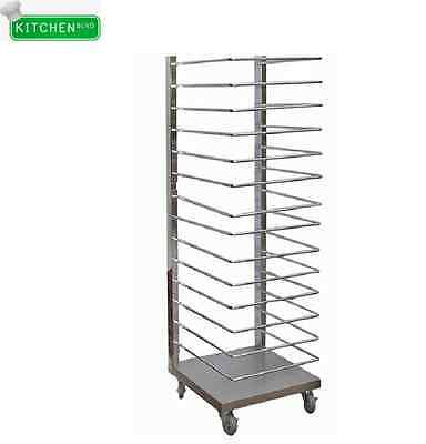 S/S Pan Tree Rack Allstrong