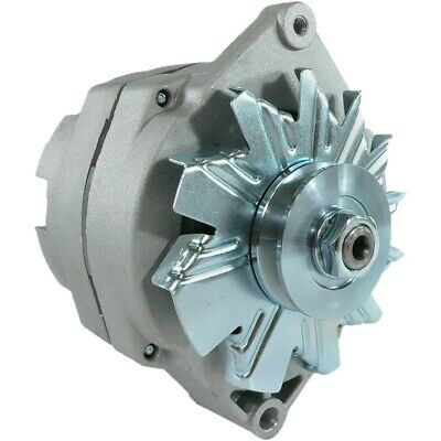 NEW CHEVY HIGH OUTPUT 105 AMP ALTERNATOR 3-WIRE 65-85