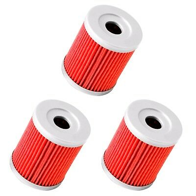 3 Oil Filter Filters for Suzuki DRZ125 DRZ125L DR200SE
