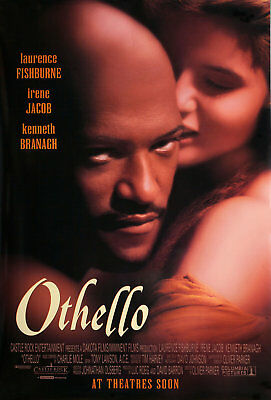 Othello 1995 U.S. One Sheet Poster