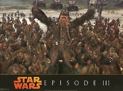 Star Wars Episode Iii Vintage Photo Ancienne  N°5