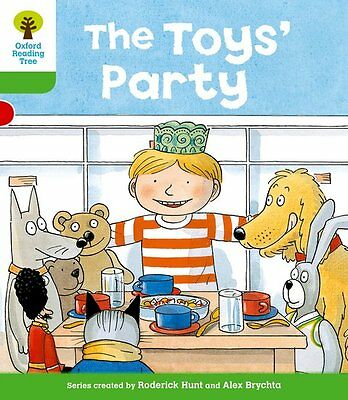 Oxford Reading Tree Level 2. Stories The Toys' Party; Students Book, Paperback