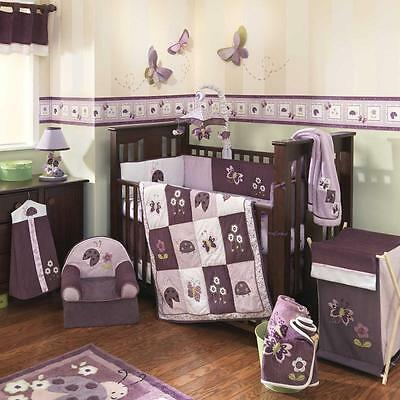 Luv Bugs 5 Piece Baby Crib Bedding Set by Lambs & Ivy