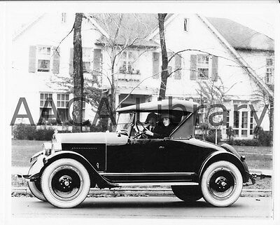 Factory Photo 1920 Maxwell Touring Car Ref. #55101