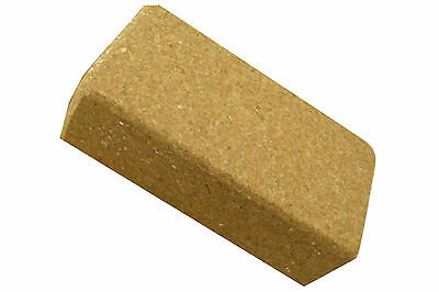 Natural Cork Yoga Brick Block 75mm deep