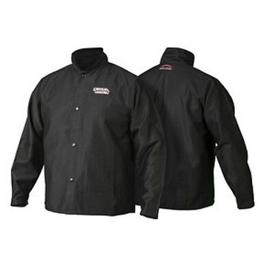 Lincoln Traditional Flame Resistant Welding Jacket - XXX-large (K2985-XXXL)