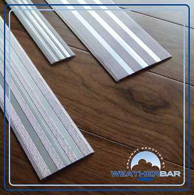 Coverplate Aluminium Door Bars / Threshold Strip / Flooring Profile / Gap Cover