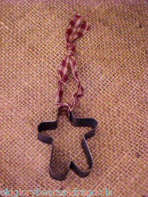 Mini Prim Short Cookie Cutter for Bear or Doll Display