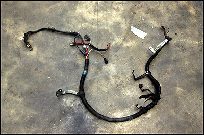 99 00 ford mustang 4 6 gt sohc starter battery wiring harness