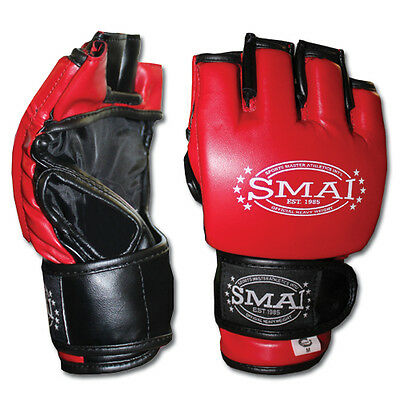 Mma Grappling  Gloves Kickboxing Karate. Size Large