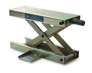 K&L 37-9841 MC450 Fat Cat Motorcycle Scissor Center Jack w/o Rubber Non-Skid Pad
