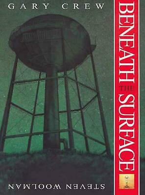Beneath the Surface by Gary Crew Paperback Book Free Shipping!