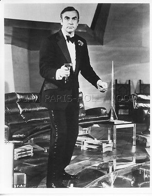 James Bond 007 Sean Connery Vintage Photo Argentique N°11
