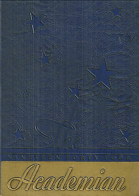 Holy Family Academy High School Yearbook Chicago 1944