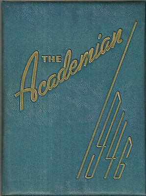 Holy Family Academy High School Yearbook Chicago 1946