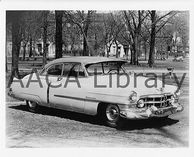 1952 Cadillac Series 62 Coupe, Factory Photo / Picture (Ref. #30223)