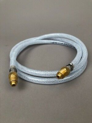 HTP Gas hose for Argon CO2 Flowmeters Regulators for Miller Lincoln Esab Mig Tig