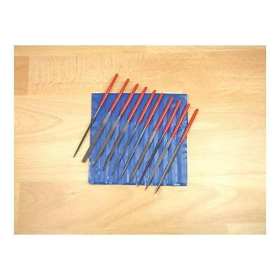 Expo 10 Needle Files Set in Wallet (72510)