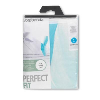 BRABANTIA IRONING BOARD COVER SIZE C 124 x 45cm - ASSORTED PATTERNS