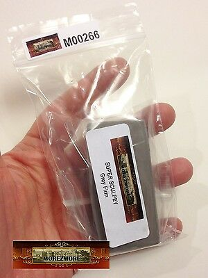 M00266 MOREZMORE Try Super Sculpey FIRM Sculpting Modeling Polymer Clay 2 oz