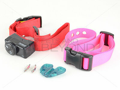 PetSafe Pink Wireless Dog Pet Fence Extra Collar Receiver PIF-275-19 For PIF-300