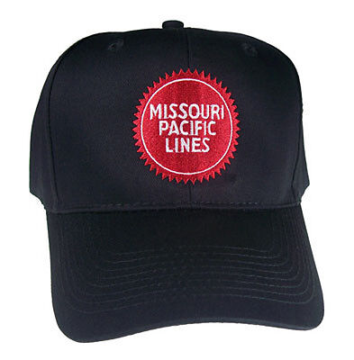 Missouri Pacific Lines Embroidered Cap Hat #40-0060