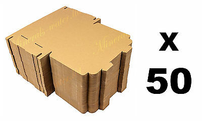 50 large letter boxes PIP C5/A5 DVD,CD Pricing in proportion 223x159x22mm inside