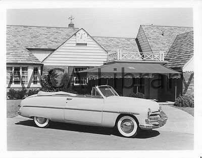 1949 Mercury Convertible Coupe, Factory Photo / Picture (Ref. #56643)