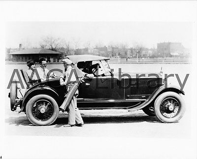 Factory Photo 1924 Moon Six-40 Standard Touring Car Ref. #57981
