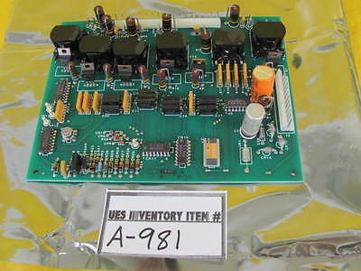 Teledyne 1001840702A Power Supply Board working