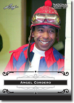 ANGEL CORDERO - 2012 Leaf National PROMOTIONAL Card