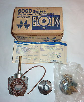 Harpco Robertshaw 6000S0001 Gas Oven Thermostat Replacement Kit NEW!