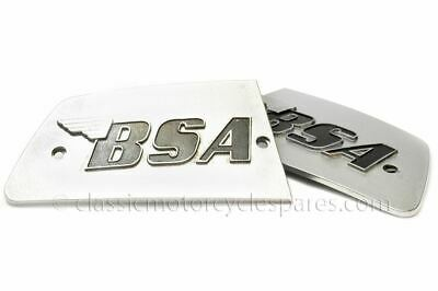 BSA Rocket 3 Tank Badges 82-8610, 82-8611