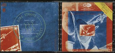 Dire Straits On Every Street Limited Edition Numbered 4 Tr. Cd Single 1991