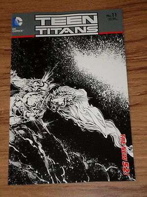 Teen Titans # 11 - Cover B (1:25) Variant - Dc Relaunch (New 52)