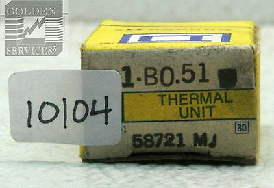 Square D B0.51 Overload Relay Thermal Unit