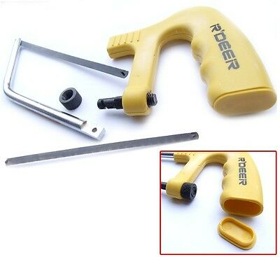 Hand-held MINI Bench Cutting Jewelers Candle Wood Hand Saw Frame Tools