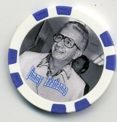 Jimmy Fratianno Gangster  Collector Chip