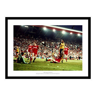 Michael Thomas Arsenal 1989 League Champions Winning Goal Photo (362)