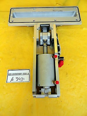 Lam Research 853-012350-002-LL FDR Outer Gate Assembly 4420 Etcher Used Working