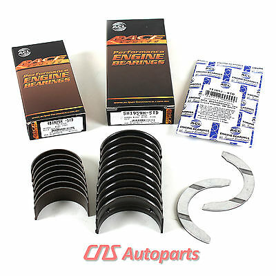 ACL Race Main Rod Bearings 94-01 ACURA INTEGRA 1.8L GSR TYPE-R B18C1 B18C5 B18C