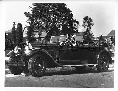 1928 Packard Model 443 Phaeton, Factory Photo / Picture (Ref. #61643)