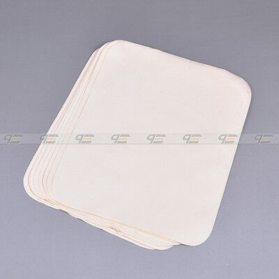 New Chammy Chamois Leather x 10 Lens Cleaning Cloth 15cm x 18cm