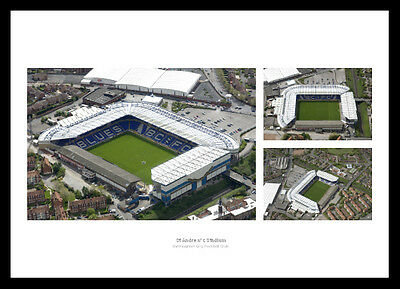 St Andrews Stadium Birmingham City Aerial Photo Memorabilia (BCMU1)