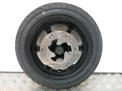 benelli 491 front wheel with maxxis 120/70-12 tyre NEW