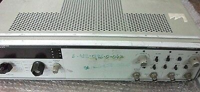 HP/Agilent 5328B Universal Frequency Counter 100MHz