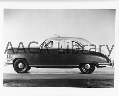 1947 Packard Taxicab, Factory Photo / Picture (Ref. #61961)