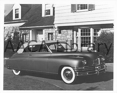 1948 Packard Eight Convertible Coupe, Factory Photo / Picture (Ref. #61984)