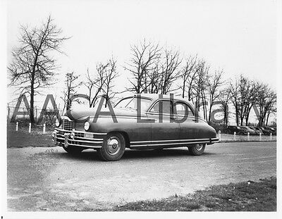 1949 Packard Eight Touring Sedan, Factory Photo / Picture (Ref. #62005)